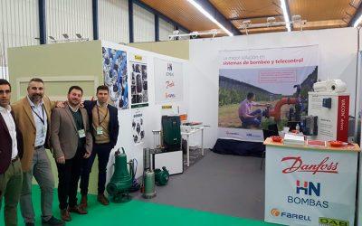 HN participa en la FERIA AGRICOLA AGROEXPO 2020
